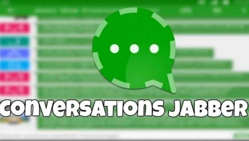 Conversaciones (Jabber / XMPP)