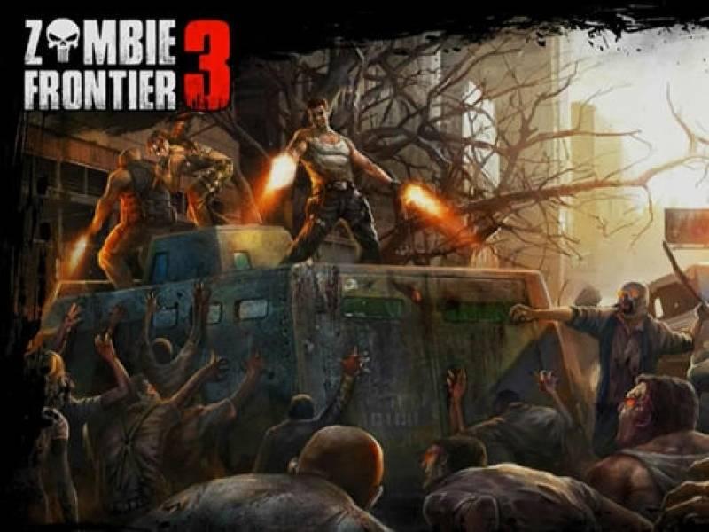 Zombie Frontier 3: Disparo Objetivo + MOD