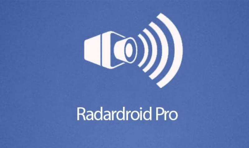 Radardroid Pro + MOD