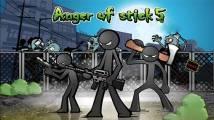 Colère de bâton 5: zombie + MOD