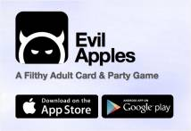 Evil Apples: A Dirty Card Game + MOD