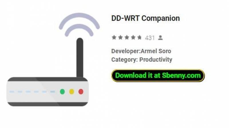 Companheiro DD-WRT