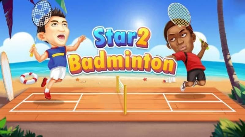 Badminton Estrela 2 + MOD