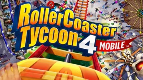 RollerCoaster Tycoon® 4 Mobile + MOD