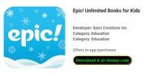 Эпическая! Неограниченные книги для детей + MOD