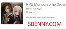 Ordine monocromatico RPG + MOD