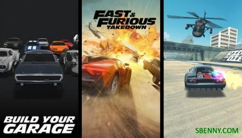 Fast & amp; Furious Takedown + MOD