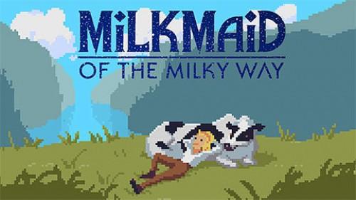 Milkmaid der Milchstraße