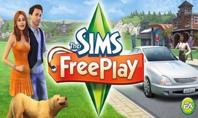سیمز FreePlay + MOD
