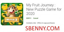 My Fruit Journey : New Puzzle Game for 2020 + MOD