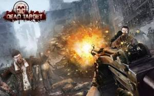 Cible morte: FPS Zombie Apocalypse Survival Game + MOD