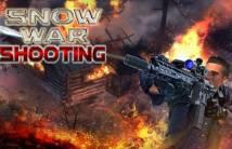 Snow War Shooter 2017 + MOD
