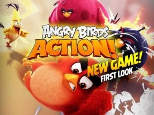 Angry Birds Action! + MOD