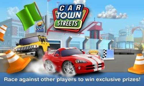 Car Town Streets + MOD