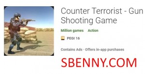 Counter Terrorist - Gun Shooting Game + MOD