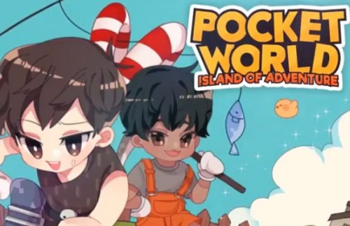 Pocket World VIP: Island of Adventure + MOD