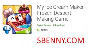 My Ice Cream Maker - Frozen Dessert Making Game + MOD