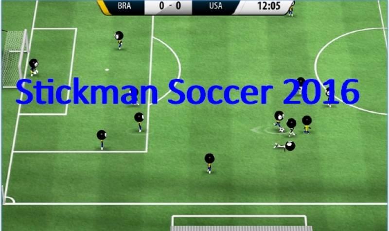 Stickman fútbol 2016 + MOD