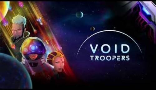 Void Troopers: Sci-Fi Tapper + MOD