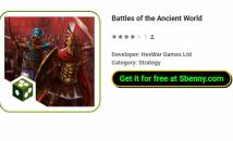 Schlachten der alten Welt
