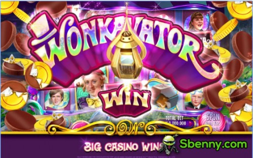 Willy Wonka ranuras libres del casino + MOD