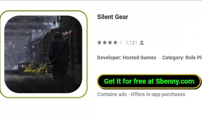 Silent Gear + MOD