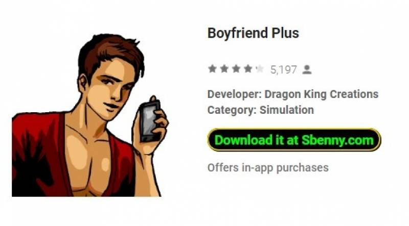 Boyfriend Plus + MOD