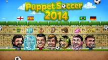 Puppet Soccer Champions 2014 + MOD