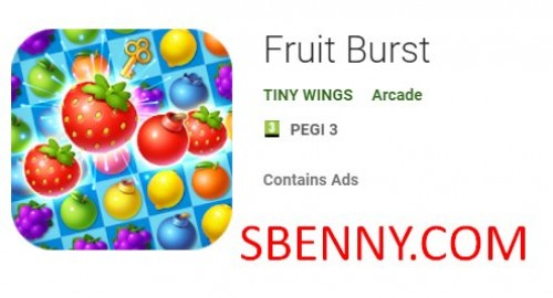 Burst di frutta + MOD