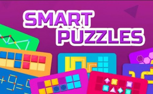 Smart Puzzles - the best collection of puzzles + MOD