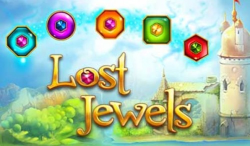 Lost Jewels - Match 3 Puzzle + MOD