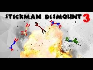 Stickman Dismount 3 Heroes + MOD