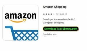 Amazon Shopping + MOD