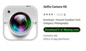 Selfie Camera HD + MOD