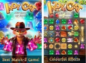 Indy Cat para VK + MOD
