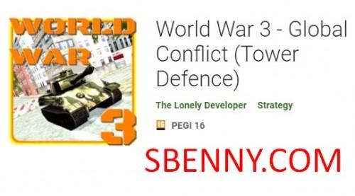 World War 3 - Global Conflict (Tower Defense)