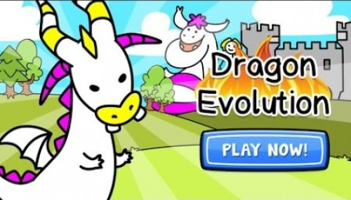 Dragon Evolution - Dragons Merge Clicker Game + MOD