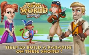 New World: Island Paradise + MOD