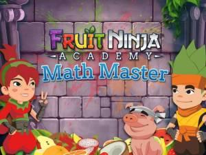 과일 닌자 : 수학 마스터