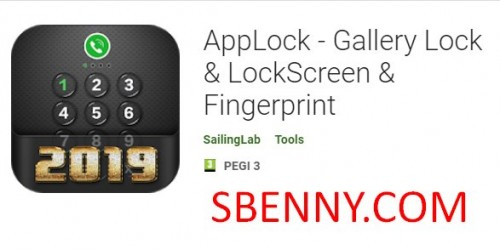 AppLock - Gallery Lock & LockScreen & Fingerprint + MOD