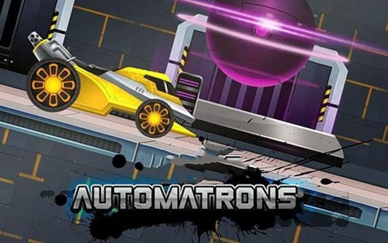 Automatrons: Shoot u Drive + MOD