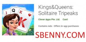 Könige & Königinnen: Solitaire Tripeaks + MOD