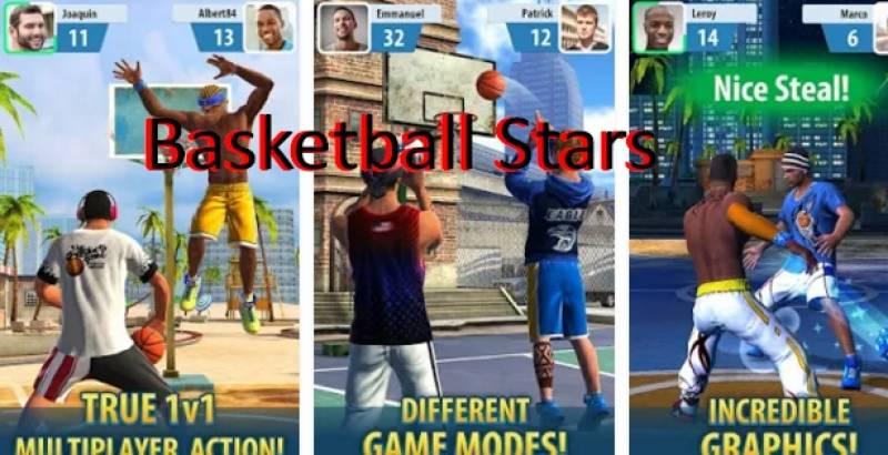 Estrelas de basquete + MOD