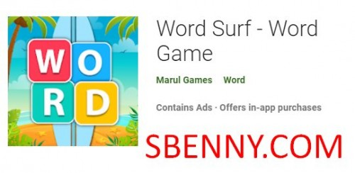 Word Surf - Word Game + MOD