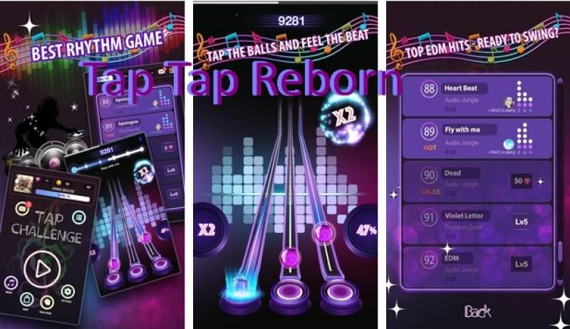 Tap Tap Reborn + MOD