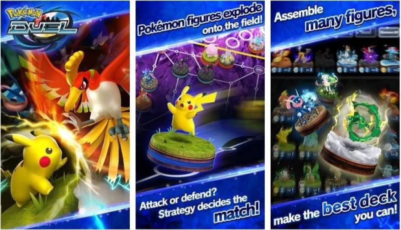 Pokémon Duel + MOD