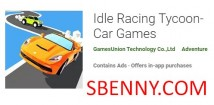 Idle Racing Tycoon-Car Games + MOD