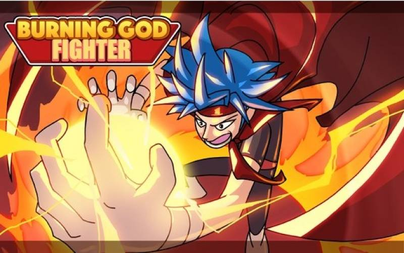 Burning God Fighter + MOD