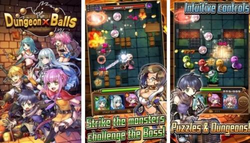 DungeonBalls + MOD