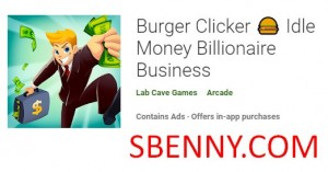 Burger Clicker Idle Money Billionaire Business + MOD